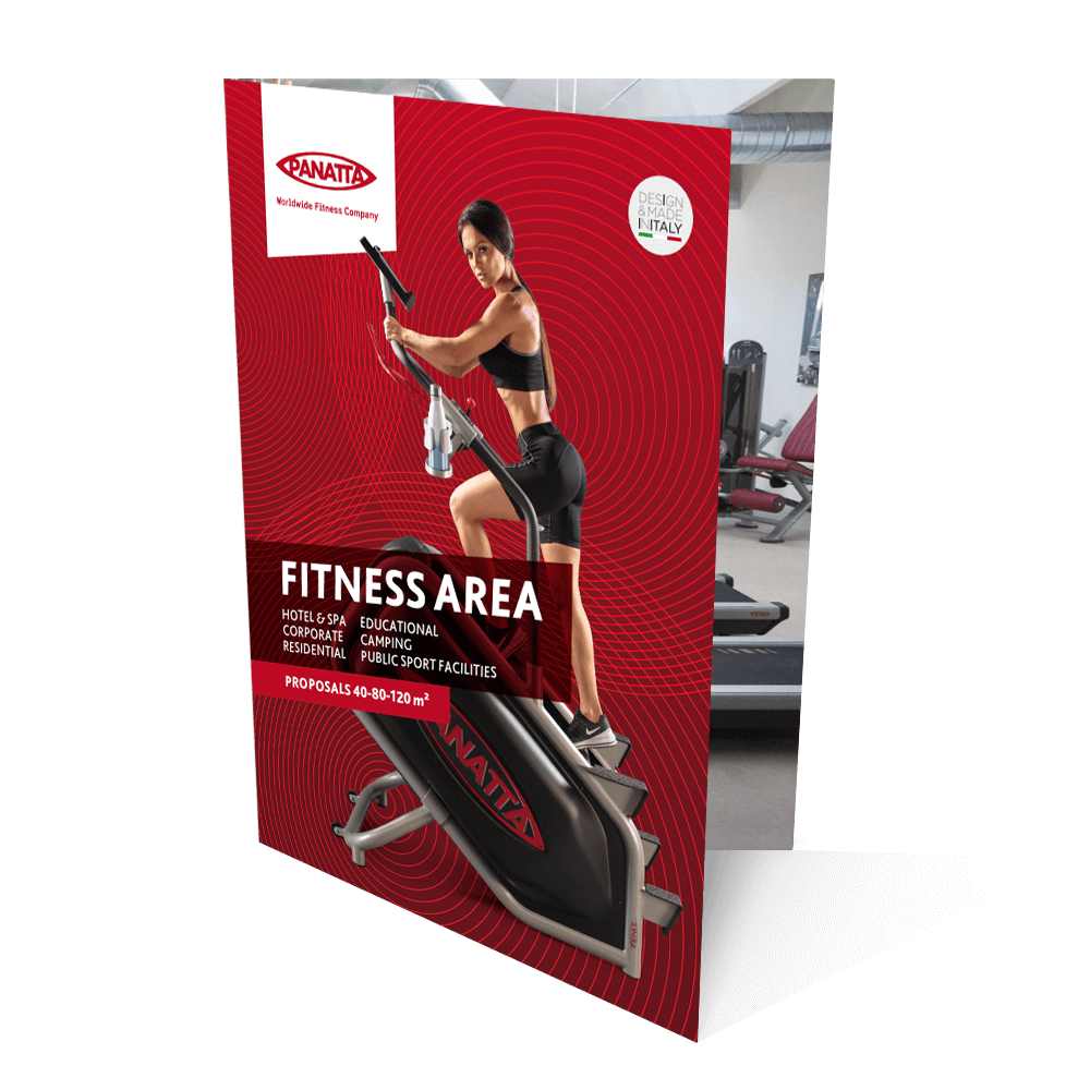 Panatta Fitness Areas and PT Studios