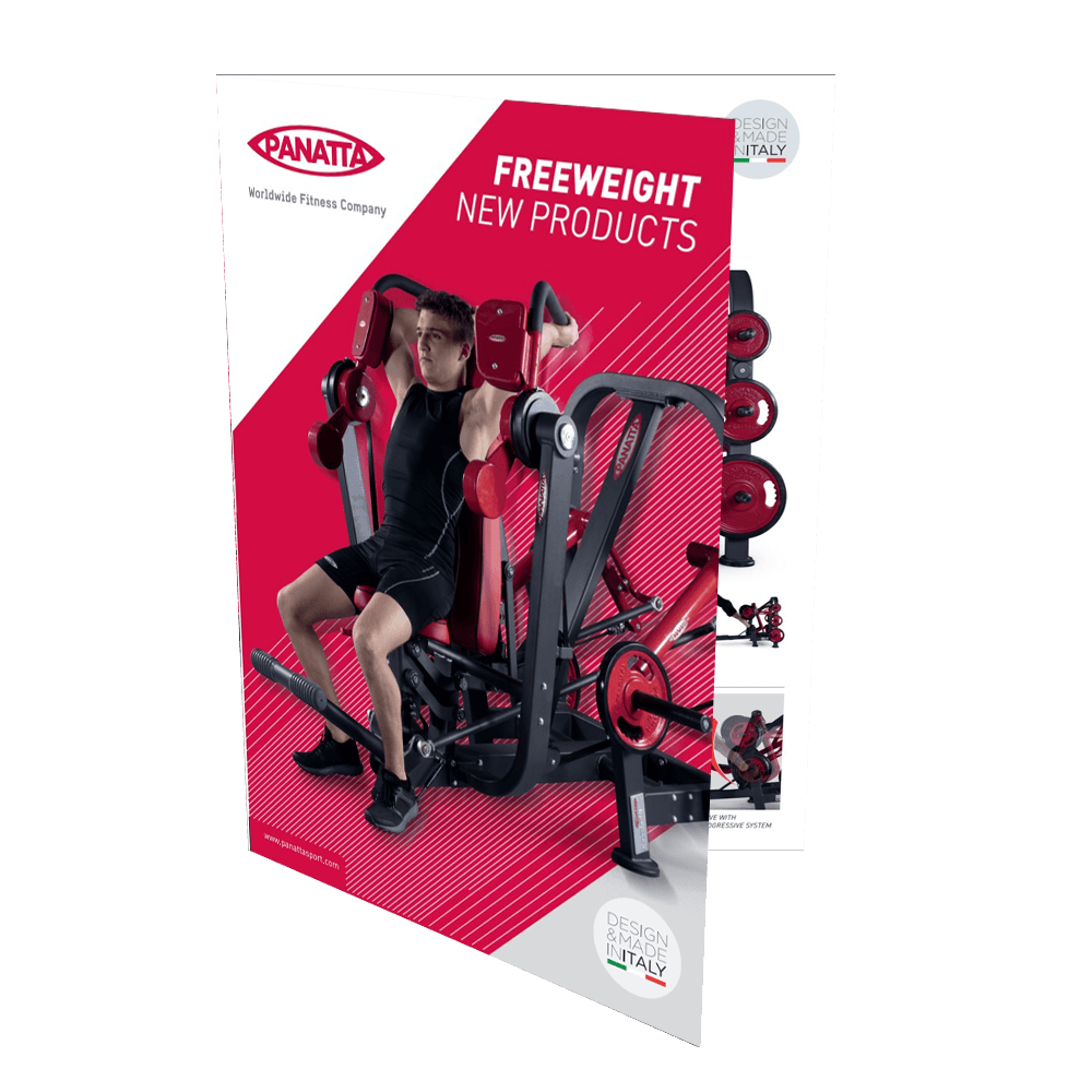 New Freeweight Products Catalog