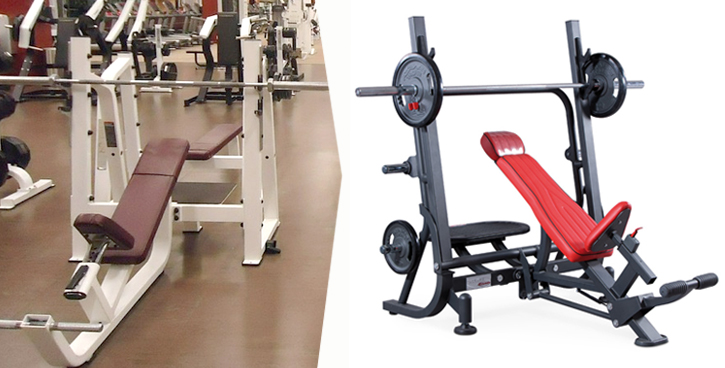 cna I trade in my current gym equipment