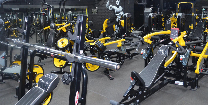 Commercial Gym Fitout