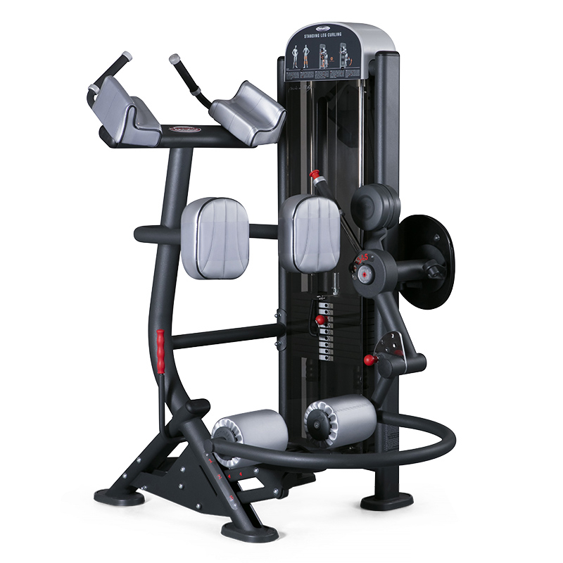 Standing Leg Curling Machine