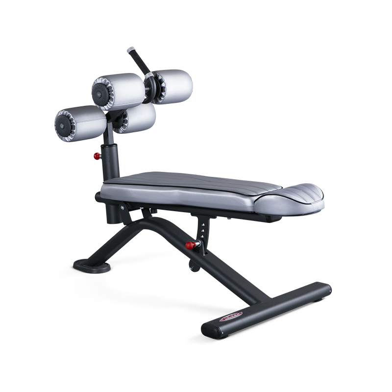 Adjustable Crunch Bench