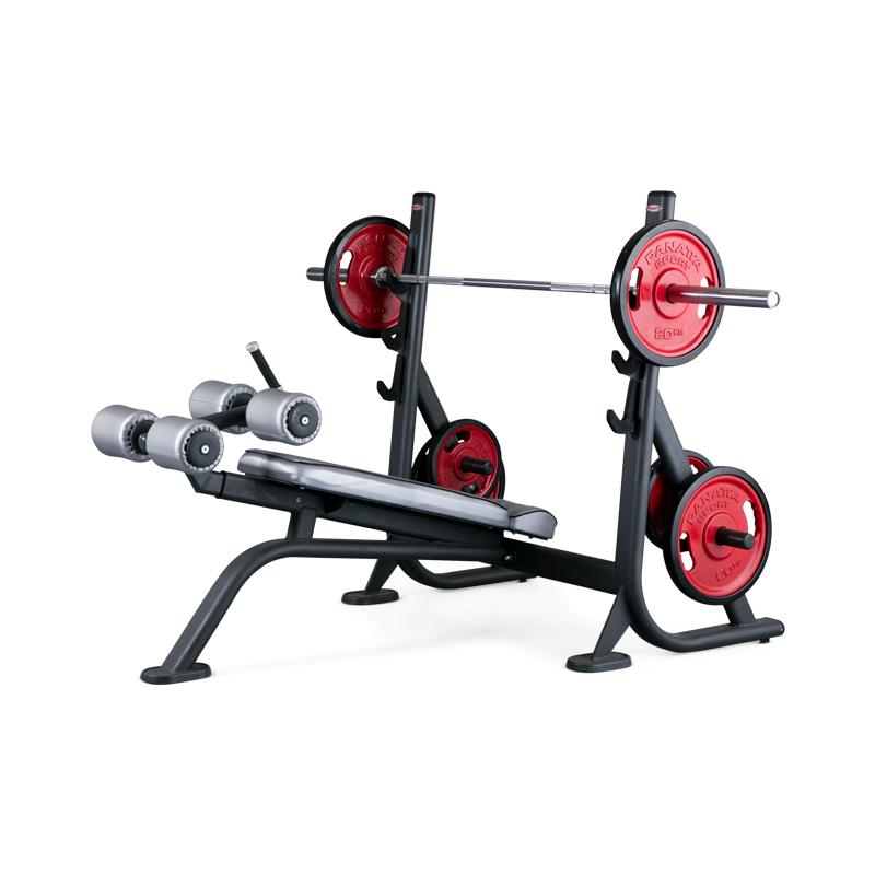 Olympic Decline Bench Press