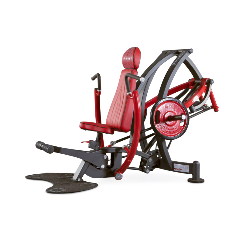 Seated Decline Chest Press