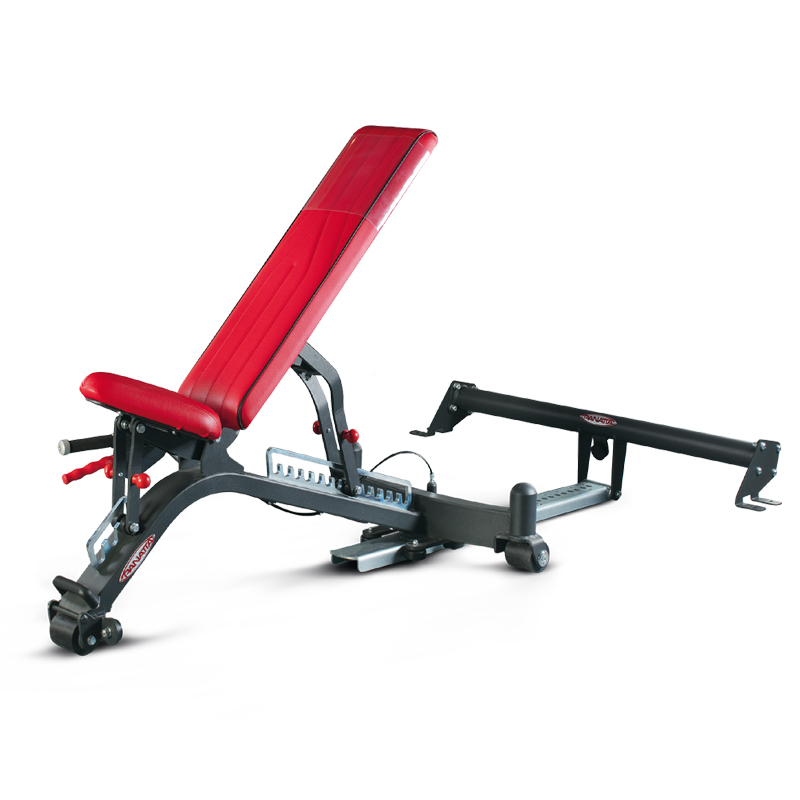 Fully Adjustable Bench – Compatible with Smith Press HP Base