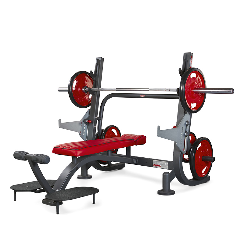 Super Olympic Flat Bench Press