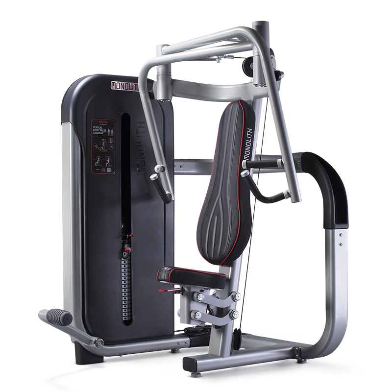 Vertical Chest Press Machine Circular