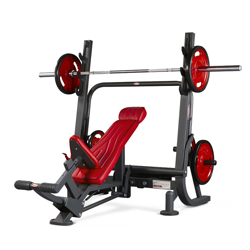 Super Olympic Incline Bench Press