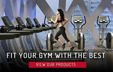 Fit your gym with the best gym and fitness equipment!