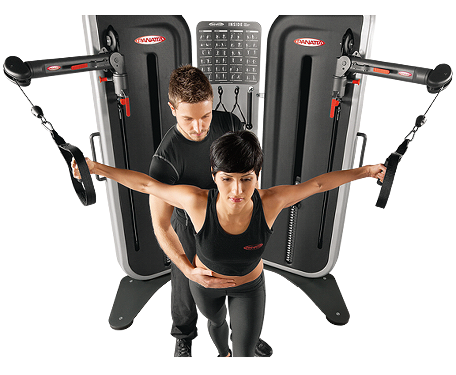 Commercial Gym Equipment, Designed and Made in Italy